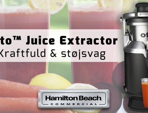 Otto™ Juice Extractor – Nylanceret juicer fra Hamilton Beach