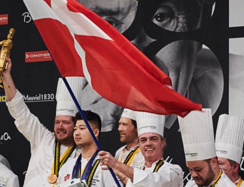 Bocuse d'Or 2019: Danmark vinder guld i Lyon