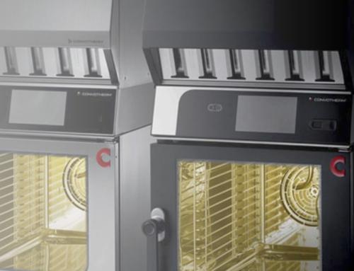 Kompakt og energieffektiv: Ny emhætte fra Convotherm sikrer godt indeklima